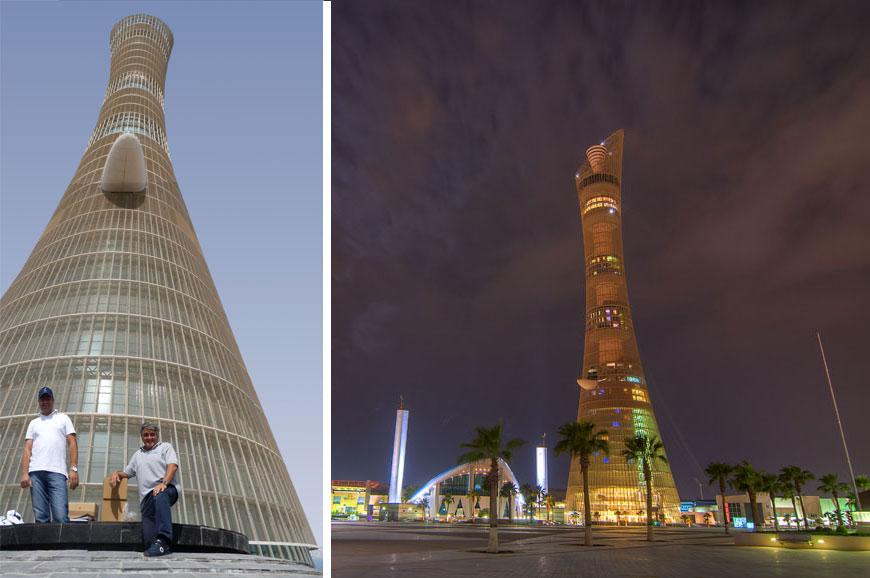 Torch Hotel en Qatar