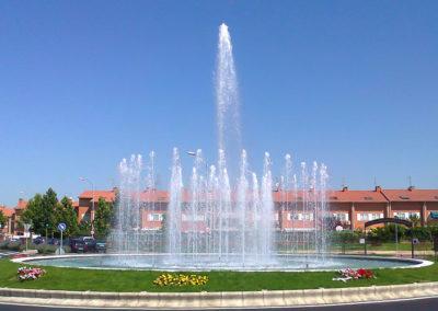Fuente Ornamental Alcalá de Henares