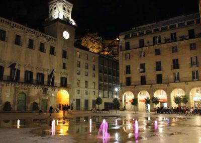 Fuente Transitable Alicante