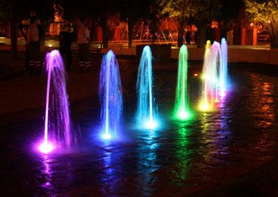 Fuente Multimedia Parque del Agua