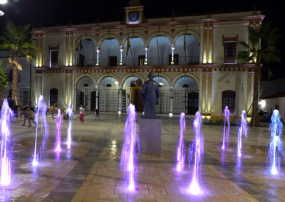 Fuente Transitable Moguer