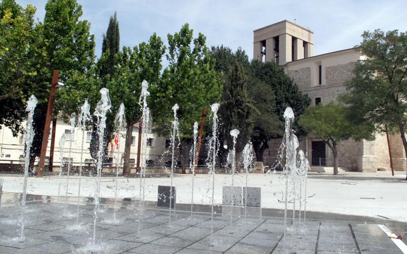 Fuente Transitable Villarejo